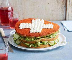 Tapenade, Swiss National Day, Swiss Recipes, Swiss Miss, Brunch, Salmon Burgers, Snacks, Avocado Toast, Breakfast