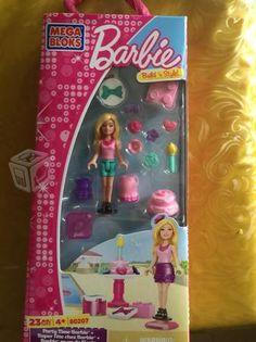 Barbie Megabloks | Segundamano.mx | Móvil