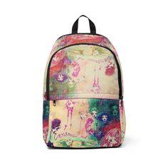 Unisex Fabric Backpack Fashionable Backpacks For School, School Backpacks, Waterproof Backpack, Unisex, Fabric, Bags, School Bags, Tejido, Handbags