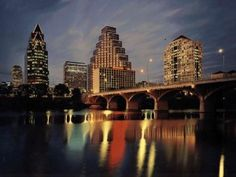 Austin, Texas. Lived here for four years. Great city. Hook em, Horns!