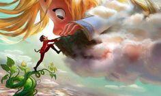 Disney prepara adaptación del cuento de Jack y las Habichuelas