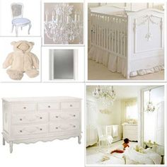 White nursery inspiration