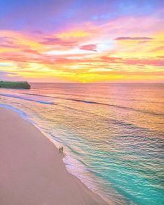 Pastel sunset in Bali. Strand Wallpaper, Sunset Wallpaper, Beach Pictures, Nature Pictures, Sunrise Pictures, Sunset Pics, Bali Sunset, Beach Sunrise, Sunrise Mountain