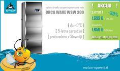 Izredna Akcija - 30% popust na vrhunsko sanitarno toplotno črpalko Orca Wave 300 (1) >> www.varcno-ogrevaj.si/sanitarna-toplotna-crpalka-orca-wave-wsw-300-ki-deluje-kar-do-10c/
