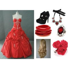 """""""Stella's Mikaelson Dress"""" by guadaluperx2a on Polyvore"""