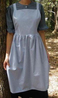 love... have added pockets and ruffles on this one..sweetness