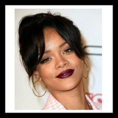 BLOG POST: Want to rock a matte dark lip a la #Rihanna? Head to ithestylist.co.uk for our detailed step-by-step guide . . . . . . . . . . #trend #trends #trending #trendalert #fashion #fashionblog #fashionblogger #beautyblogger #bbloggers #blog #blogger #ontheblog #blogpost #style #styleblog #styleblogger #beautyfeatures #flawlessskin #barelytheremakeup #makeupart #beauty #beautytutorial #beautytips
