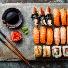 Shedding light on the mystery of healthy sushi For those who love the sight of a scrumptious sushi roll spread, yet worry about eating right and staying healthy, there's a lot of questions that need answers before you can relax and t...