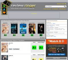 REVIEW RINGER WEBSITE DEVELOPED BY  SYSTEM CATALYST