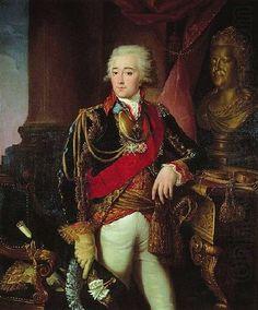 Ivan Argunov (1727 – 1802) – Pintor Russo_7