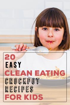 Super easy, kid friendly crockpot meals your whole family will enjoy!  #crockpot #crockpotmeal #kidfriendly #nataliehodson #slowcooker #dinner #lunch #breakfast #healthy #healthyeating #cleaneating