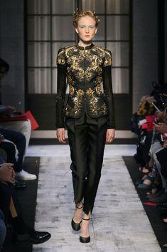 Schiaparelli at Couture Fall 2015
