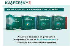 Esta Navidad Kaspersky te da más