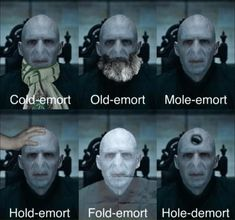 Voldemort is funny 23 Hilariously Clever Harry Potter Memes That Ev Ridiculous Harry Potter, Harry Potter Humor, Harry Potter Cast, Harry Potter Characters, Harry Potter World, Star Treck, Visual Puns, Harry Potter Pictures, Funny Harry Potter Pics