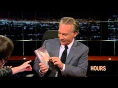 Bill Maher reading Tea Party porn. some mighty fine comedy.