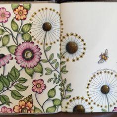 Johanna Basford | Colouring Gallery Faber Castell Polychromos