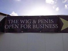 Funny Signs And Fails