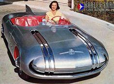 Club de Mer show car