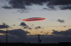 Misteriosas nubes lenticulares (extraordinariasimágenes!) - Inicio - Los archivos de la Tierra