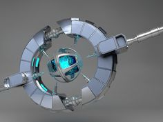 56 Best 3D Models - Future images in 2011   Science fiction