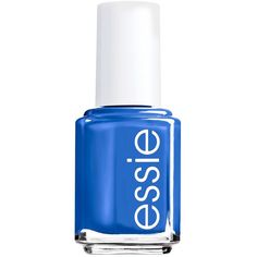 essie Nail Polish (£6.92) ❤ liked on Polyvore featuring beauty products, nail care, nail polish, essie nail lacquer, shiny nail polish, essie nail color, essie nail polish and essie