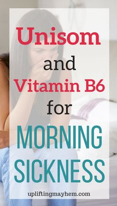 Unisom and Vitamin for Morning Sickness Morning sickness can be frustrating as a newly pregnant mama. Educate yourself with all the options. Unisom and Vitamin for morning sickness can. Morning Sickness Food, Help With Morning Sickness, Morning Sickness Remedies, Pregnancy Must Haves, Pregnancy Advice, Early Pregnancy, Pregnancy Nausea Relief, How To Help Nausea