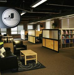 Brad Dunham custom Art: Office Cubicle Walls