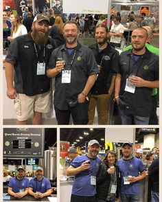 And that's a wrap! Cheers to all the winners from MN today and to all the people that visited the MN beer booths. Thank you GABF!  @townhallbrewery @grandroundsbrew #mncraftbeer #gabf