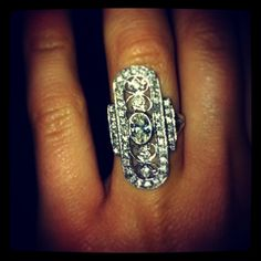 1912 vintage ring