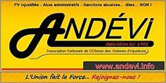 L'ANDEVI vous aide face à l'injustice de certains PV...