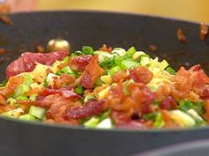 Get this all-star, easy-to-follow Cowboy Spaghetti recipe from Rachael Ray