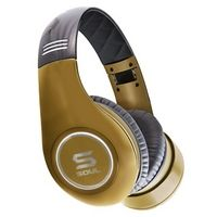 Soul SL300 Headphones by Ludacris (Gold) from Experience Frenzy