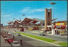 tilburg - station by hansaviertel, via Flickr