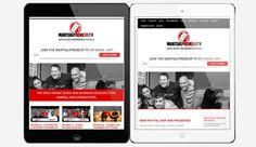 Responsive web design for iPads