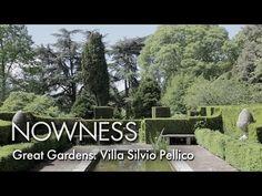 """Great Gardens: """"Villa Silvio Pellico"""" by Howard Sooley"""