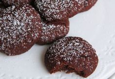 Biscuits Légers au Cacao et au Yaourt WW - Plat et Recette - Expolore the best and the special ideas about Healthy recipes Desserts With Biscuits, Ww Desserts, Fall Desserts, Health Desserts, Cookies Et Biscuits, Canned Biscuits, Dog Biscuits, Health Smoothie Recipes, Healthy Smoothie