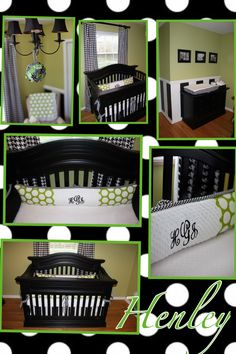 Precious Nursery for a little boy