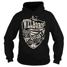 Its a WELBORN Thing (Eagle) - Last Name, Surname T-Shirt