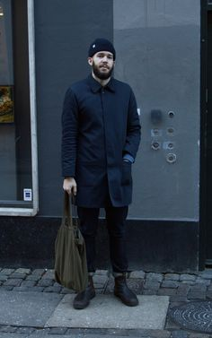Street Style Suit, Men Tumblr, Winter Outfits Men, Diy For Men, Autumn Winter Fashion, Winter Style, Mens Clothing Styles, Men's Clothing, Denim Fashion