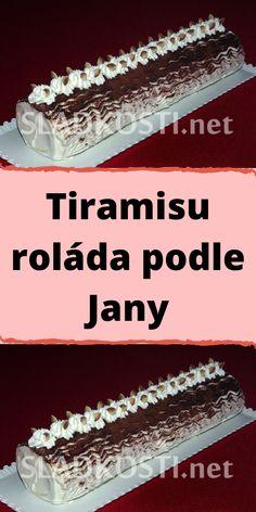 Tiramisu, Rolo, Tiramisu Cake