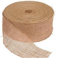 Great site for cheap burlap ribbon/rolls!!!