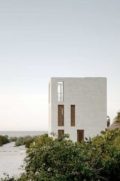 stxxz:    PLUG Architecture -Lookout tower house, Mexico.