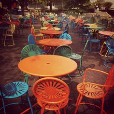 Union Terrace. One of the best things about summer in Madison.  Madison, WI 5/1 #MWDenimRoadtrip