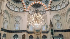 Beautiful mosque in the middle of Tokyo. by ayaelectro