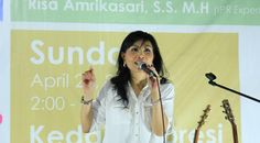 Tongsis Moment Meriahkan Syukuran Pernikahan Risa Amrikasari