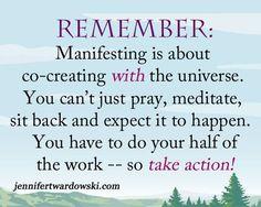 5 Steps to Manifest What You Desire - Jennifer Twardowski