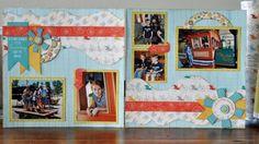 Kiwi Lane Designs, Scrapbook Pages, Home Decor, Decoration Home, Room Decor, Smash Book Pages, Home Interior Design, Home Decoration, Interior Design