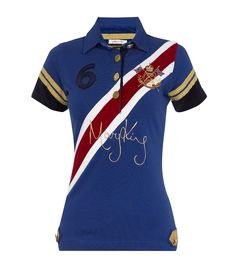 Joules – Joules Mary King Polo Shirt