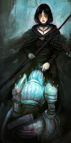 Maiden in Black, Demon's Souls Dark Souls 2, Demon's Souls, Anime Meme, Resident Evil, Soul Saga, Soul Friend, Bloodborne Art, Praise The Sun, Old Blood