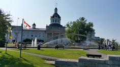 Kingston Ontario Kingston Ontario, Mansions, House Styles, Places, Nature, Decor, Mansion Houses, Decorating, Naturaleza